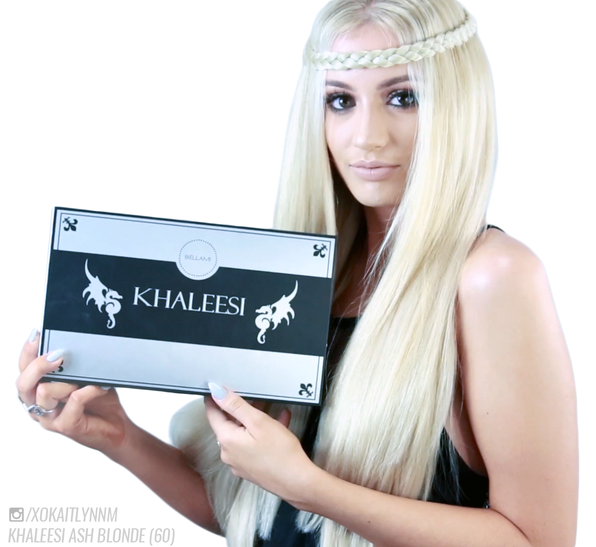 KHALEESI BY BELLAMI HAIR