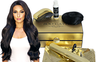 enter to win your dream hair