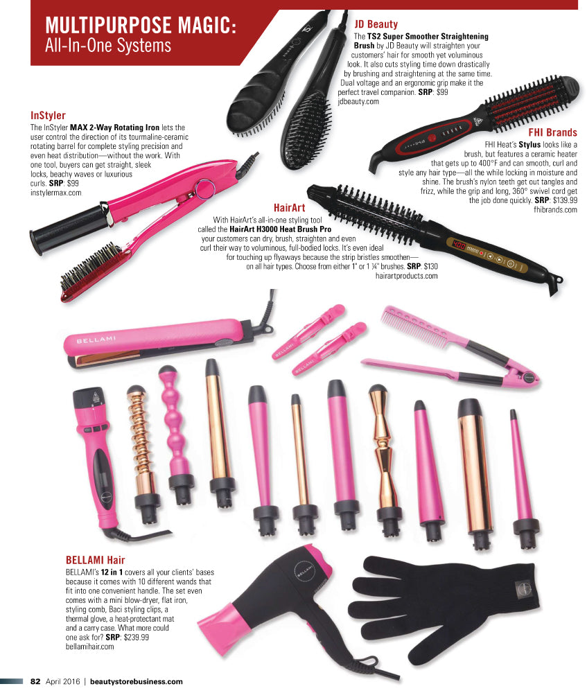 BEAUTY STORE BUSINESS MAGAZINE · Everyday Hair Extensions - Bellami ... 0df99871f723