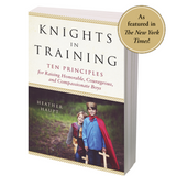 Knights in Training - signed copy