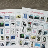 Penguin Bingo Game (GO GLOBAL)