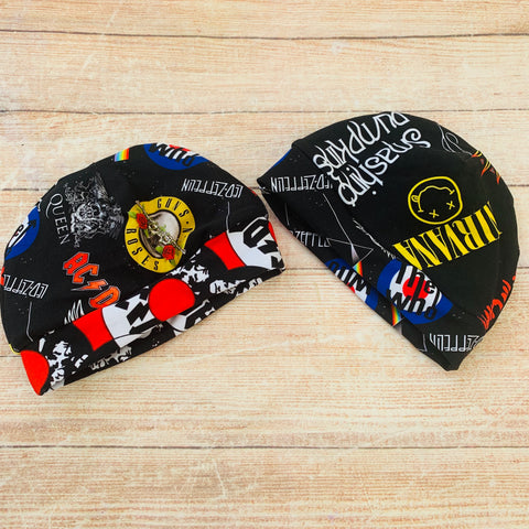 Rock n Roll Mash Up Hats