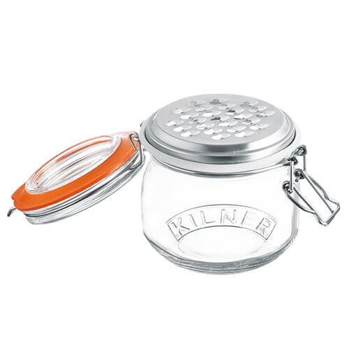 KILNER : Grater jar set