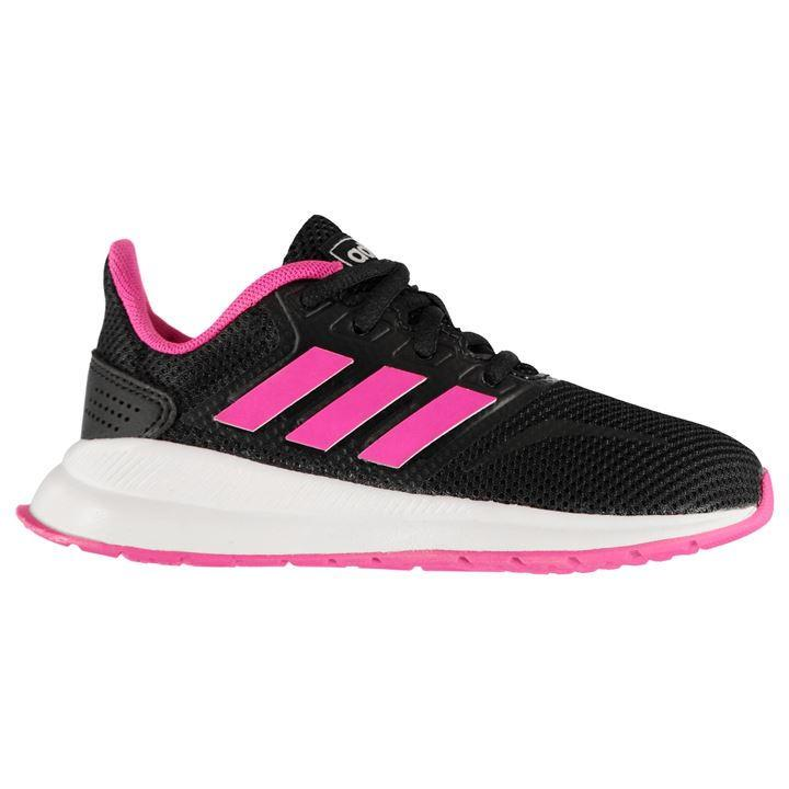 ADIDAS : Falcon K Girls Trainers