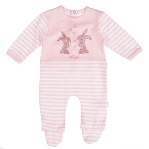 BABYBOL : With love bunny romper