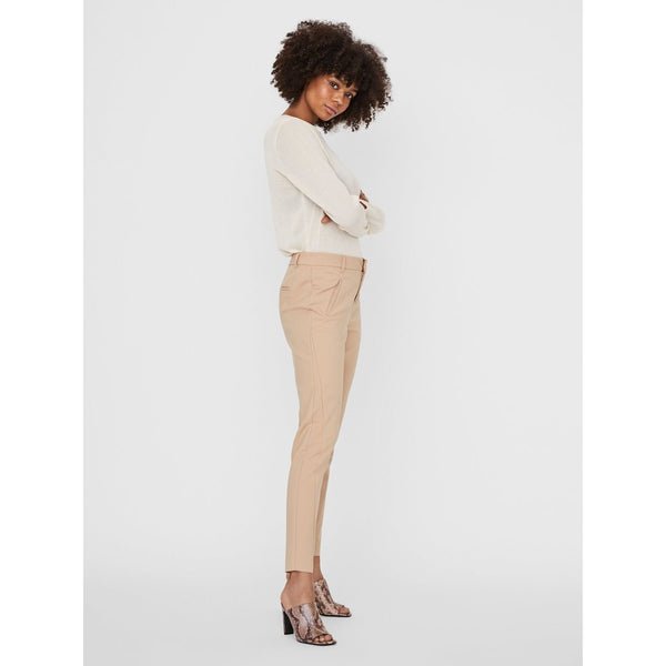 VERO MODA : Victoria normal waist trousers