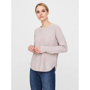 VERO MODA : Loose fitted knit pullover