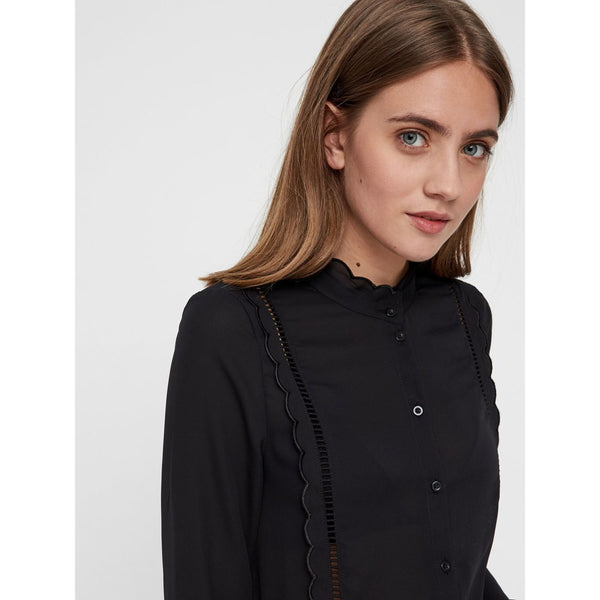 VERO MODA : Long Sleeve Shirt