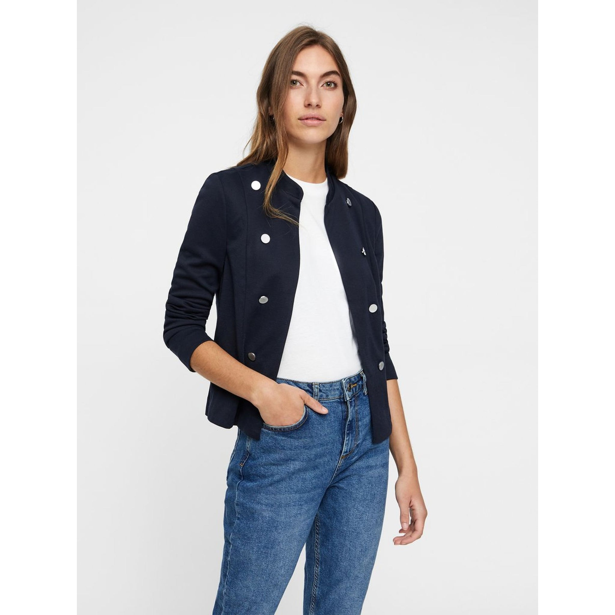 VERO MODA : Long Sleeved Blazer