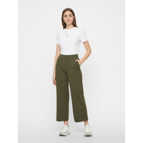 VERO MODA : High Waisted Trousers