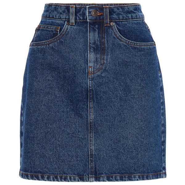 VERO MODA : Katy Short Denim Skirt