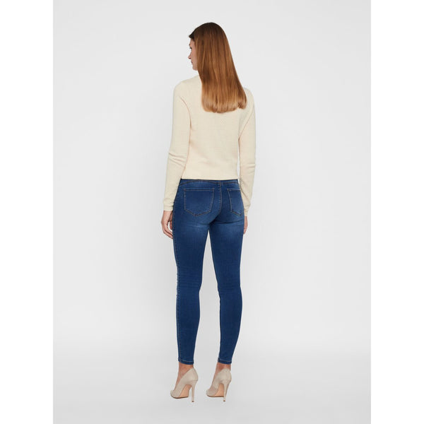VERO MODA : Seven normal waist slim fit jeans