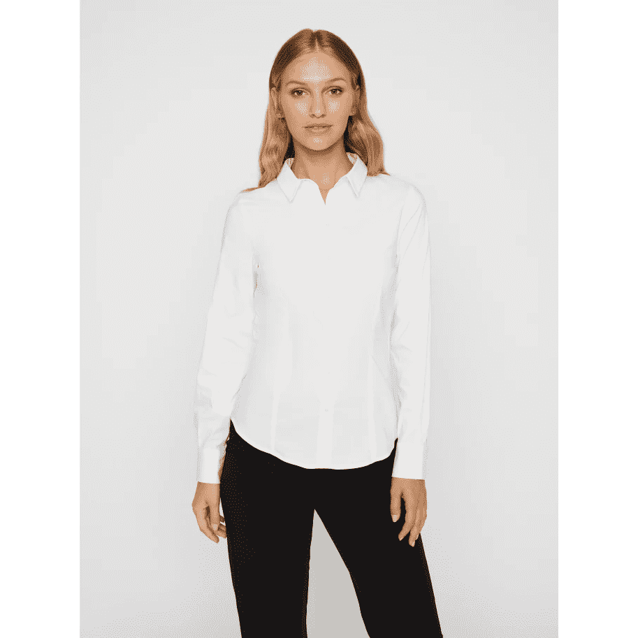 VERO MODA  : Fitted Long Sleeved Shirt