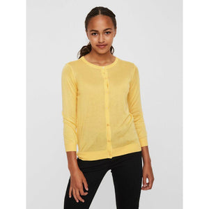 VERO MODA : Lina 7/8 button cardigan