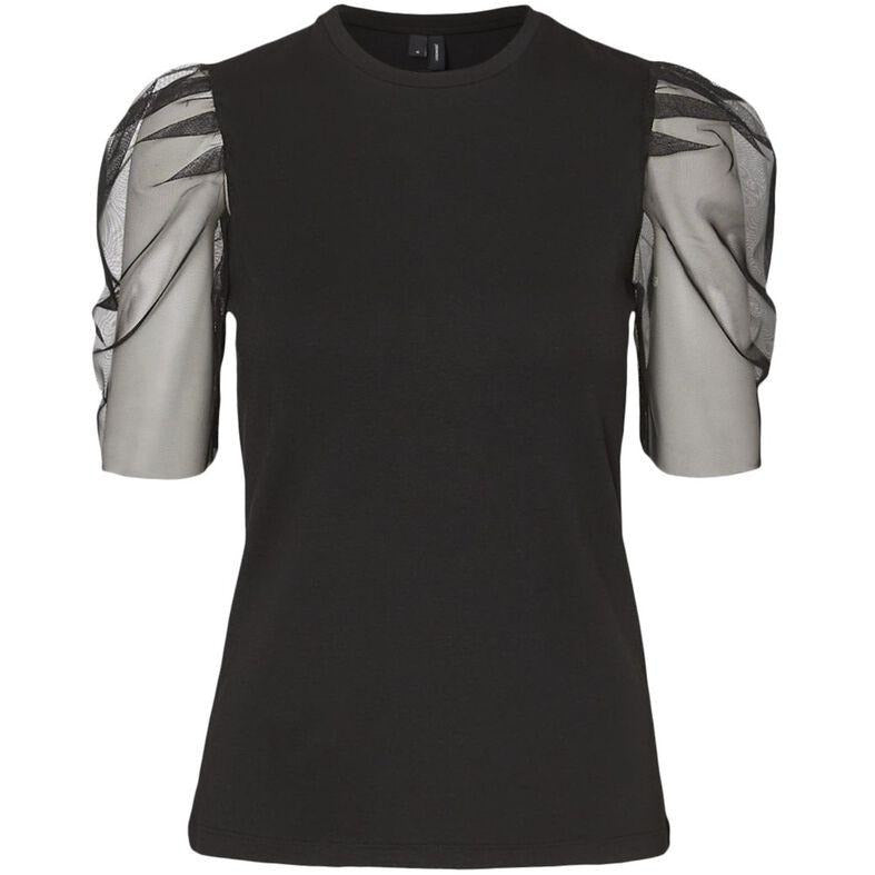 VERO MODA : Puff Sleeved Top