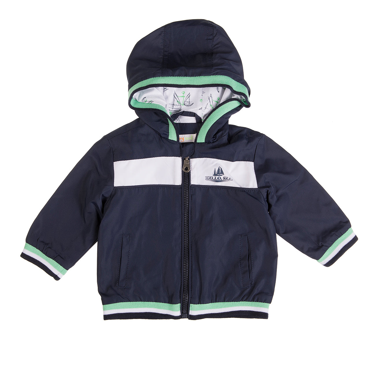 BABYBOL : Hello sea anorak