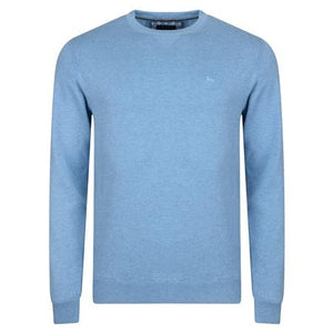 MAGEE : Carn Cotton Crew Neck Jumper