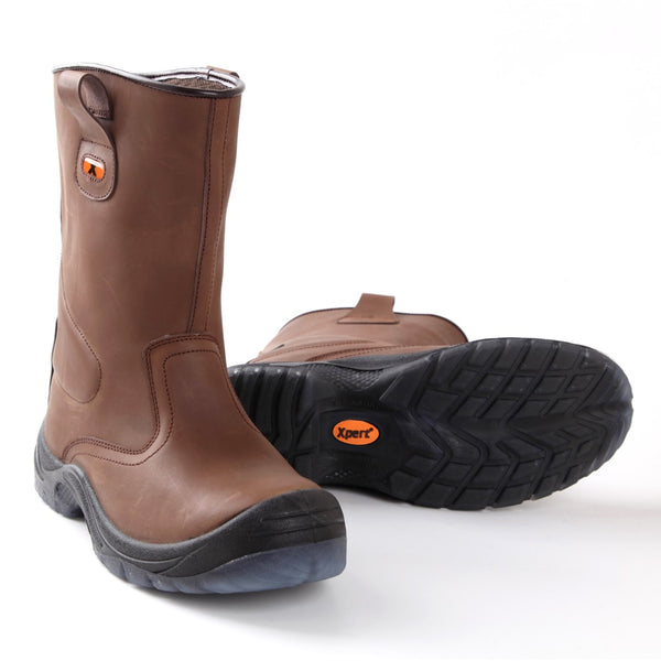 XPERT : Invincible Safety Rigger Boots
