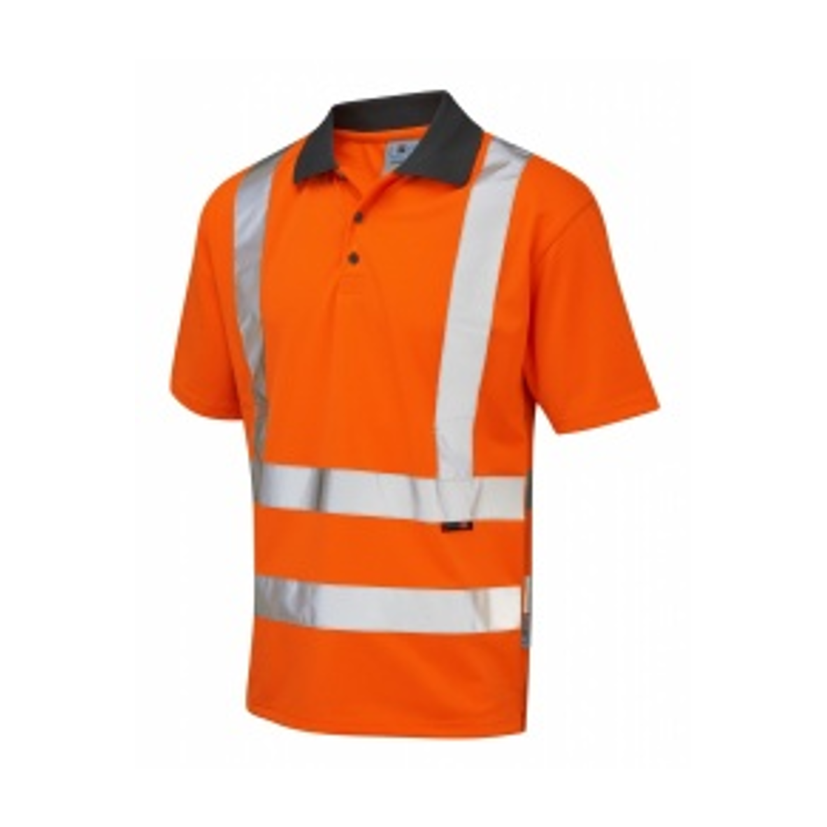 Hi-Vis Orange Poloshirt