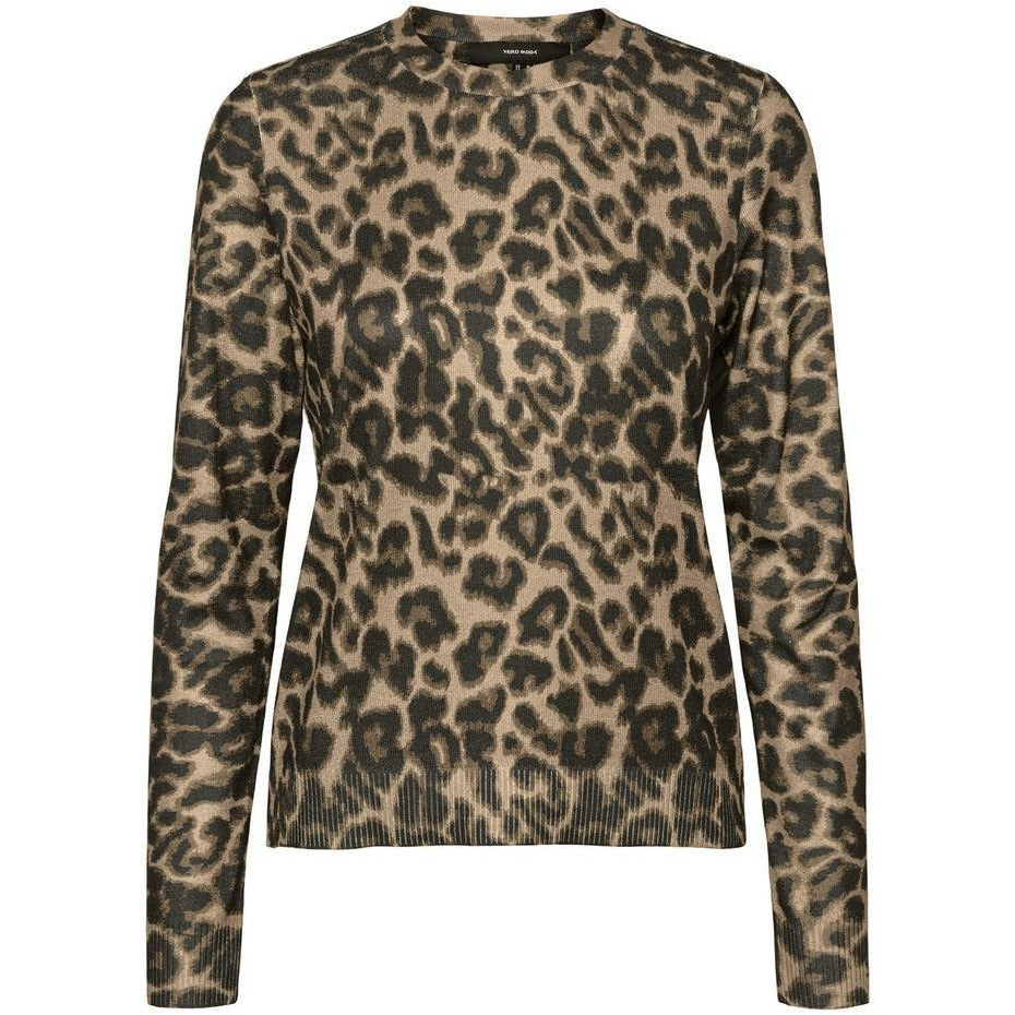 VERO MODA : Howl Long Sleeve Top