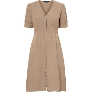VERO MODA : Cassandra 2/4 Knee Dress