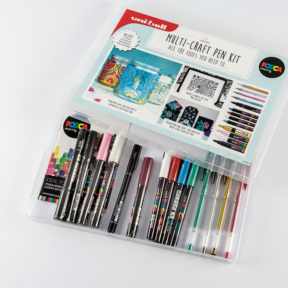 UNI-BALL : Multi-craft pen kit