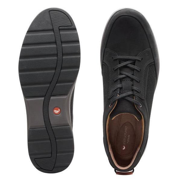 CLARKS : Un Trail Form Black