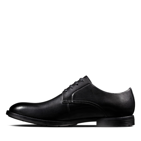 CLARKS : Men's Ronnie Walk Black