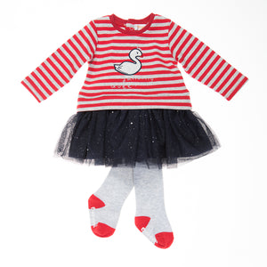 BABYBOL : Dress & Tights