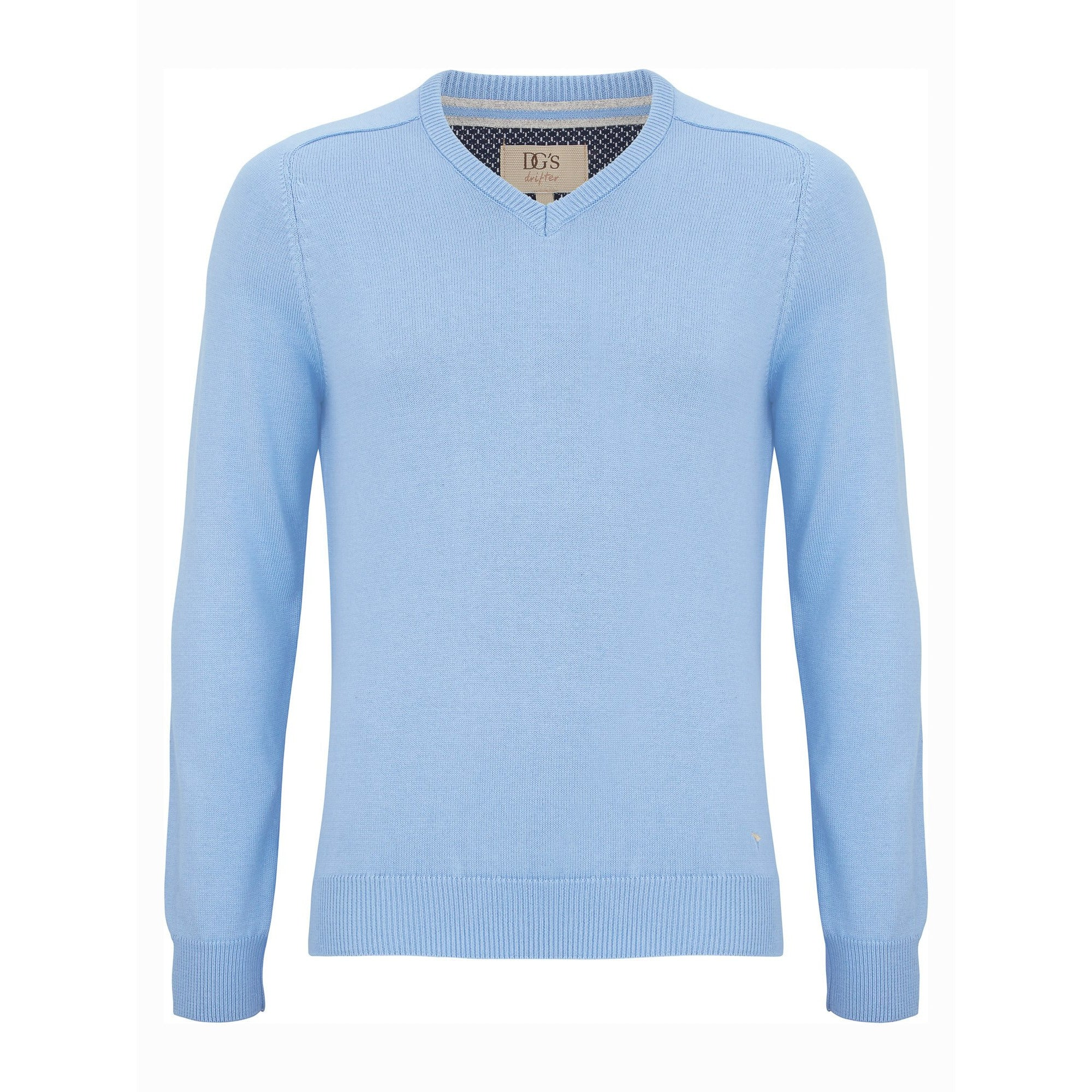 DANIEL GRAHAME : V Neck Jumper