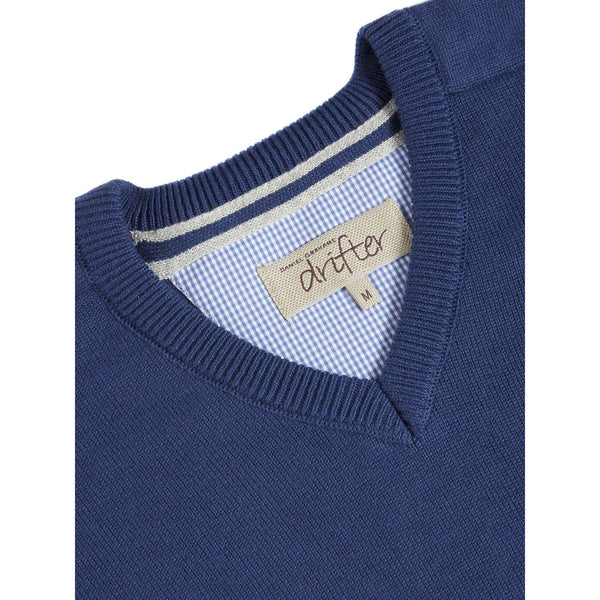 DANIEL GRAHAME :  V-Neck sweater