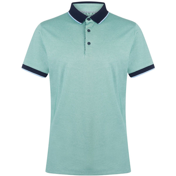 REMUS UOMO : 3 Button Polo Shirt