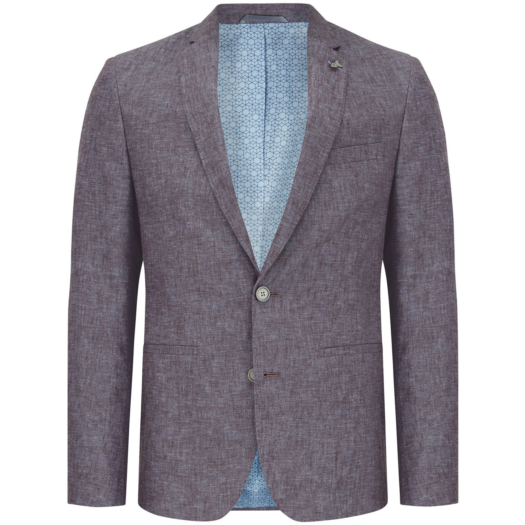 DANIEL GRAHAME : Wine Jacket (38 Reg)