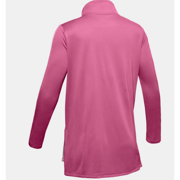 UNDER ARMOUR :  Girls' UA Tech Half Zip