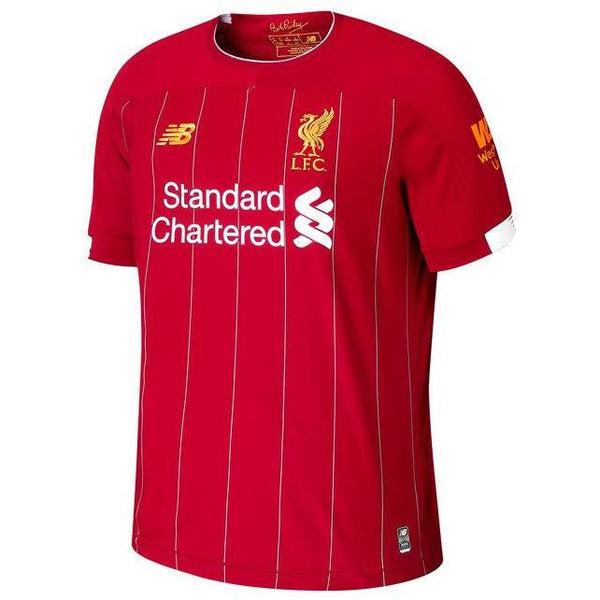 NEW BALANCE : Adults Liverpool Home Jersey 19/20
