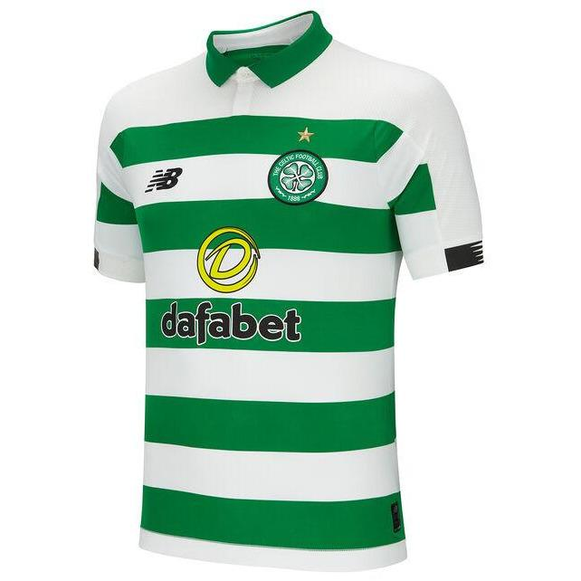 NEW BALANCE : Adult Celtic 19/20 Home Jersey