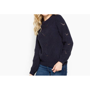 VERO MODA : Crew Neck Sweater