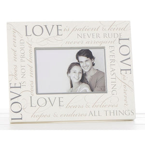SHUDEHILL : Love Photo Frame