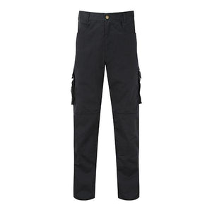 TUFF STUFF : Pro Work Trousers Black