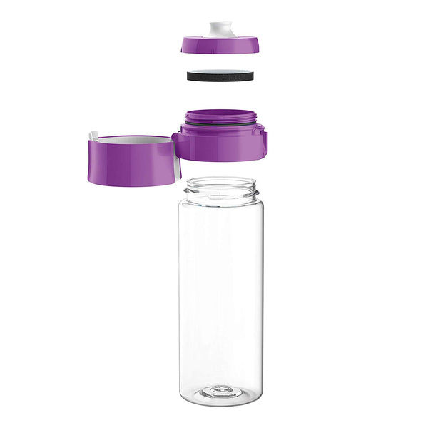BRITA : Fill & Go Vital Water Filter Bottle  Purple