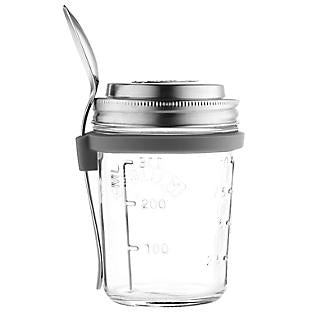 Kilner : Glass breakfast jar set
