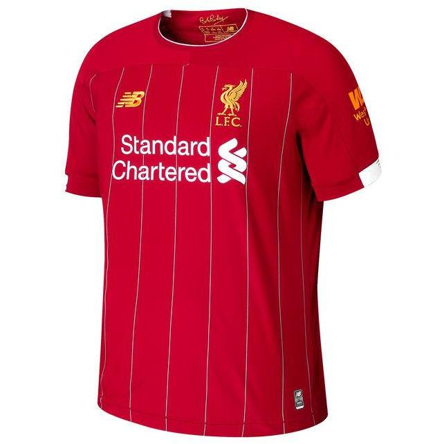 NEW BALANCE : Kids Liverpool Home Jersey 19/20