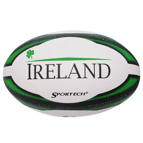 SPORTECH : Ireland Rugby Ball Size 5