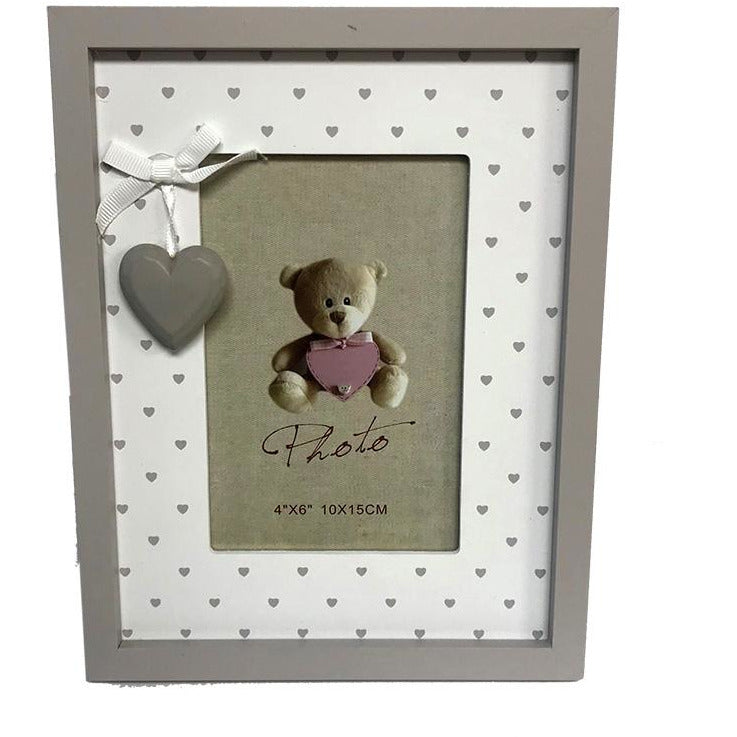 SHUDEHILL : Love Heart Photo Frame