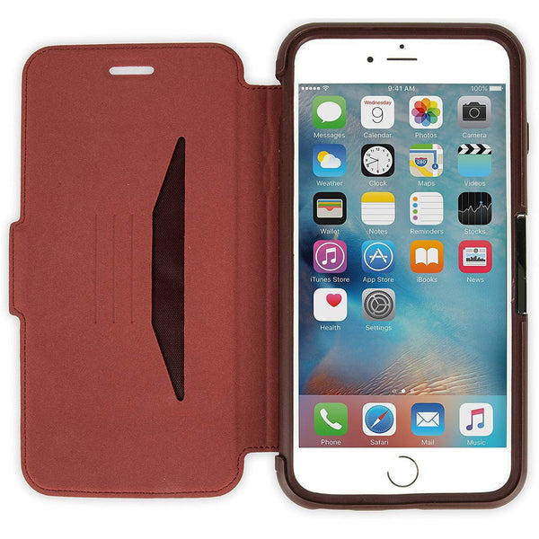 OtterBox Strada For iPhone 6/6s Plus - Burgundy