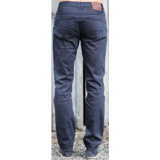 OUTRAGE : Samuel Straight Leg Jean Navy
