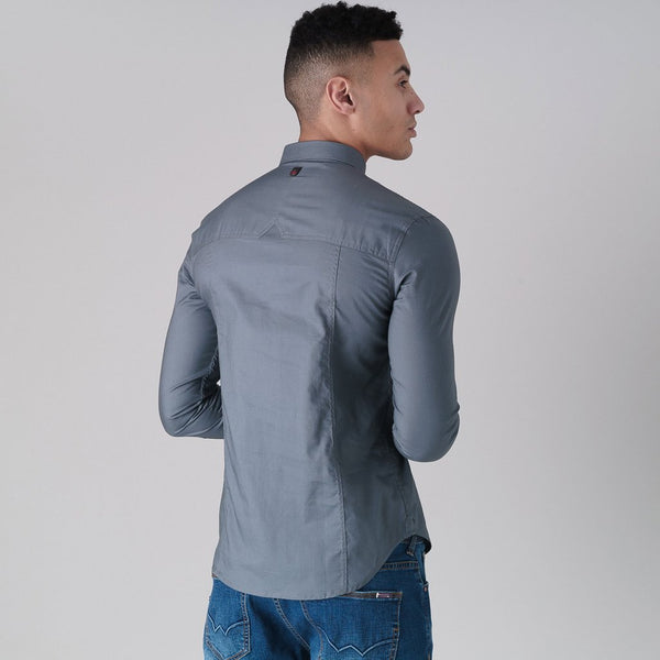 DUCK & COVER : Birch Shirt