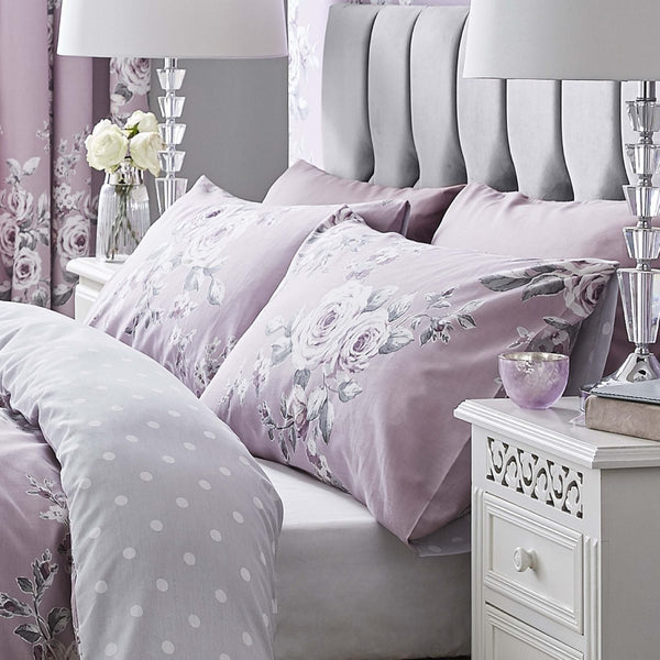 CATHERINE LANSFIELD : Canterbury Heather Duvet Set