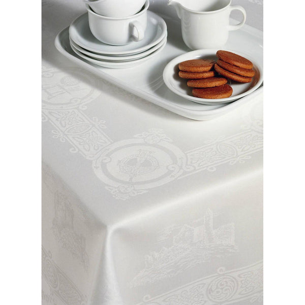 SAMUEL & LAMONT : Linen Tablecloth