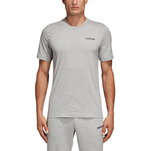ADIDAS : Essentials Plain T-Shirt Grey
